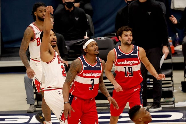 Chicago Bulls vs Washington Wizards NBA Picks, Odds, Predictions 2/8/21