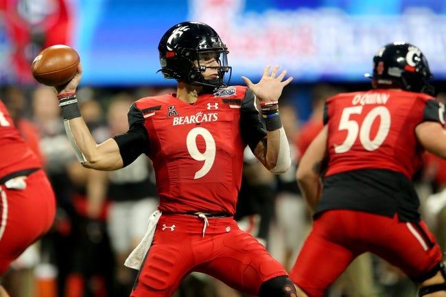 Miami-OH at Cincinnati - 9/4/21 College Football Picks and Prediction