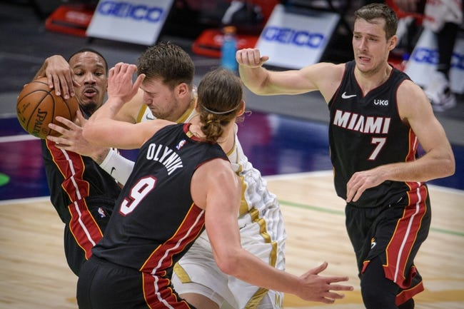 Detroit Pistons at Miami Heat - 1/18/21 NBA Picks and Prediction