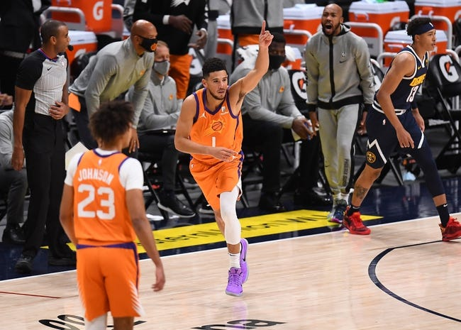 Phoenix Suns vs Toronto Raptors NBA Picks, Odds, Predictions 1/6/21