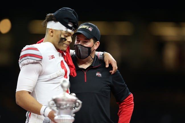 Ohio State at Alabama: 1/11/21 College Football National Championship Picks and Prediction