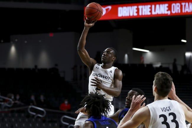Vanderbilt at Cincinnati: 3/4/21 College Basketball Picks and Prediction