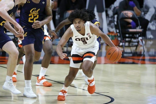 Arizona at Oregon State: 1/14/21 College Basketball Picks and Prediction