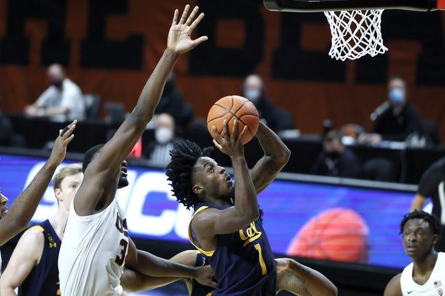 Oregon State at California: 2/25/21 College Basketball Picks and Prediction