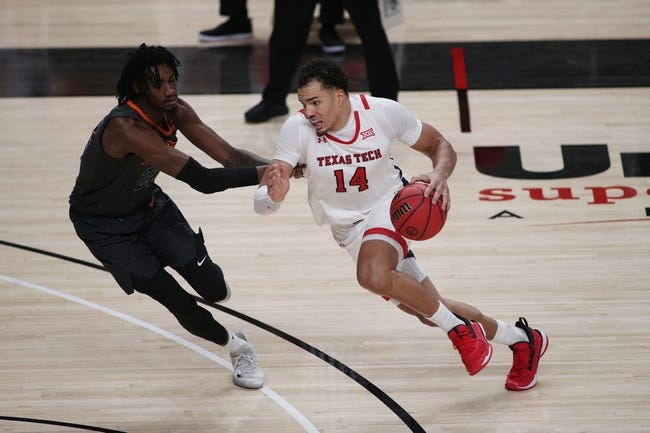 Texas Tech at Oklahoma State: 2/22/21 College Basketball Picks and Prediction