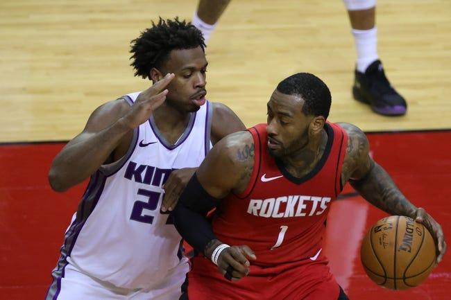 Houston Rockets at Sacramento Kings - 3/11/21 NBA Picks and Prediction