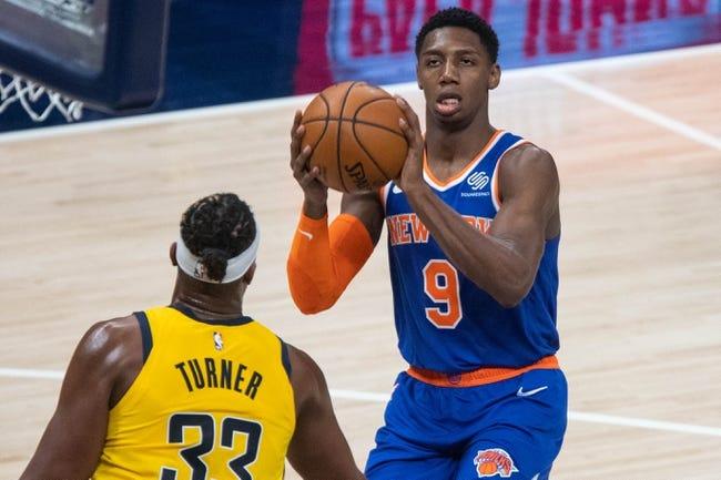 Denver Nuggets at New York Knicks - 1/10/21 NBA Picks and Prediction