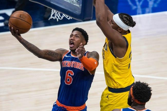 New York Knicks vs Indiana Pacers NBA Picks, Odds, Predictions 2/27/21