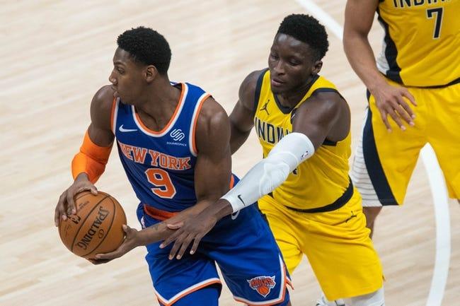 Phoenix Suns at Indiana Pacers - 1/9/21 NBA Picks and Prediction