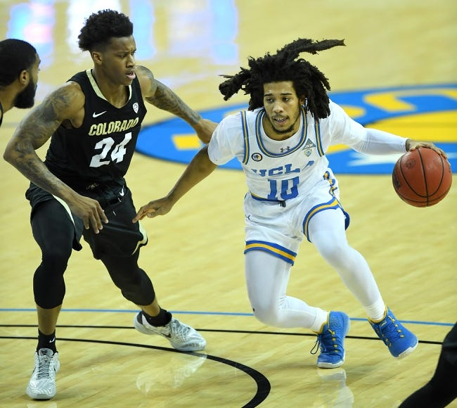 Arizona State vs UCLA College Basketball Picks, Odds, Predictions 1/7/21