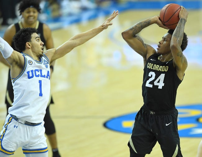 UCLA at Colorado: 2/27/21 College Basketball Picks and Prediction