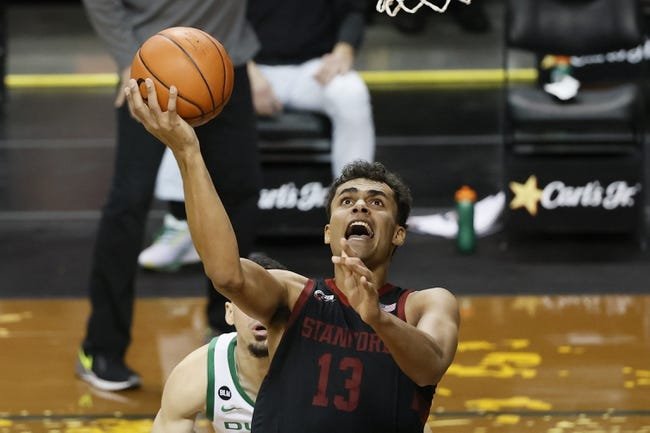 Oregon State vs Stanford College Basketball Picks, Odds, Predictions 1/4/21
