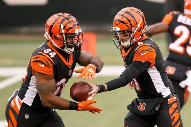 Cincinnati Bengals at Washington Football Team - 8/20/21 NFL Picks and Prediction