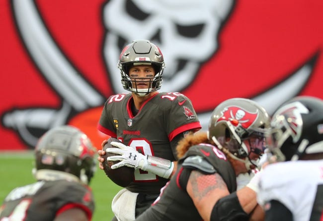 NFL Wildcard Playoff Picks: Washington Football Team vs Tampa Bay Buccaneers 1/9/21 NFL Picks, Odds, Predictions