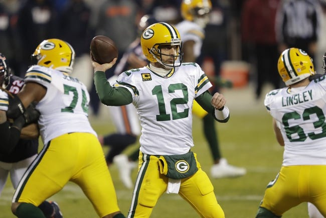 Los Angeles Rams at Green Bay Packers: 1/16/21 NFL Picks and Predictions