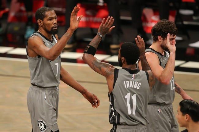 Oklahoma City Thunder at Brooklyn Nets - 1/10/21 NBA Picks and Prediction