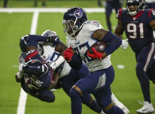 NFL Wildcard Picks: Tennessee Titans vs Baltimore Ravens 1/10/21 NFL Picks, Odds, Predictions