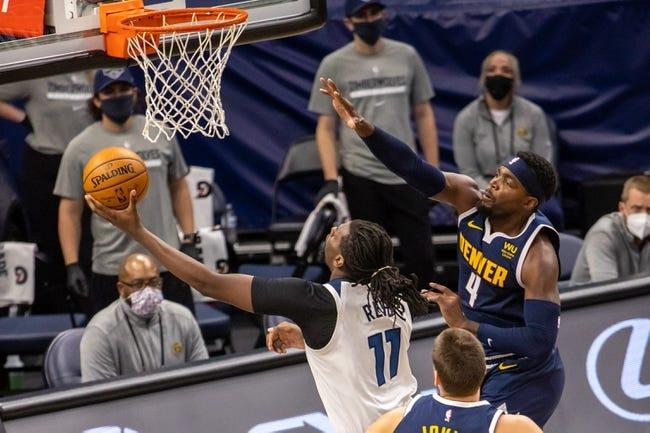 Denver Nuggets vs Minnesota Timberwolves NBA Picks, Odds, Predictions 1/5/21