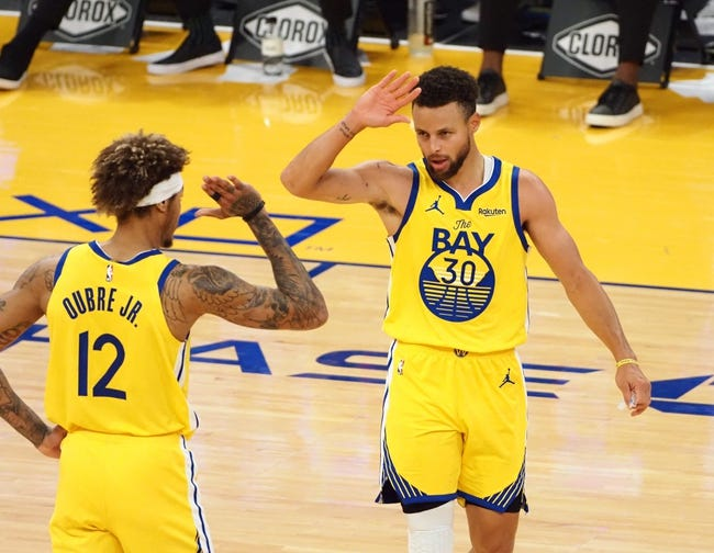 Golden State Warriors vs Sacramento Kings NBA Picks, Odds, Predictions 1/4/21
