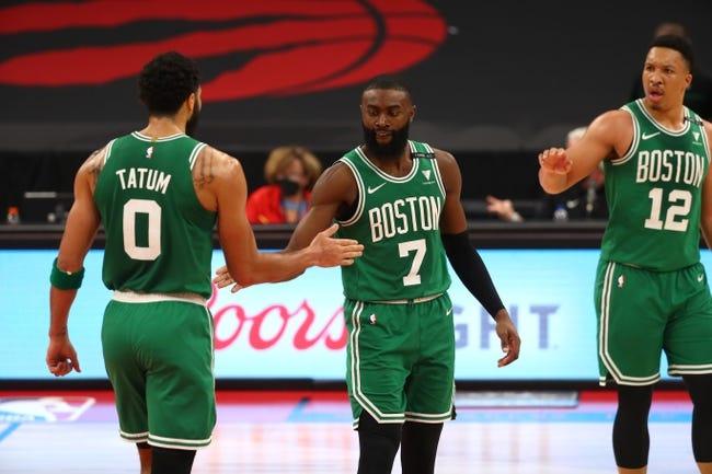 Boston Celtics vs Washington Wizards NBA Picks, Odds, Predictions 1/8/21