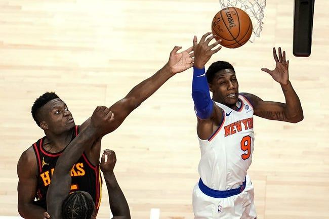 New York Knicks vs Atlanta Hawks NBA Picks, Odds, Predictions 2/15/21