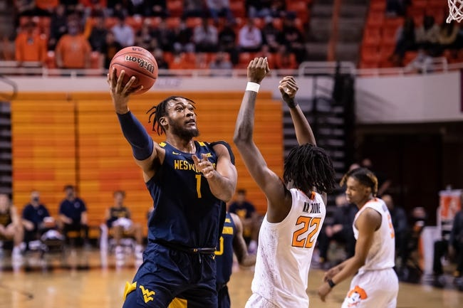 Oklahoma State at West Virginia: 3/6/21 College Basketball Picks and Predictions