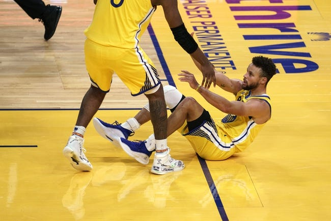 Golden State Warriors vs Los Angeles Clippers NBA Picks, Odds, Predictions 1/6/21