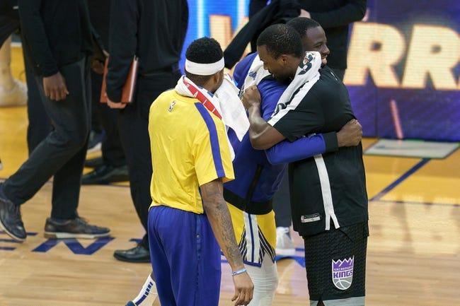 Sacramento Kings vs Golden State Warriors NBA Picks, Odds, Predictions 3/25/21