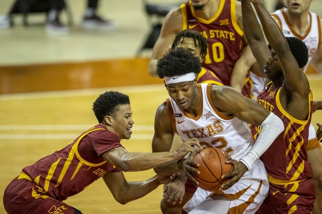 Texas at Iowa State: 3/2/21 College Basketball Picks and Predictions