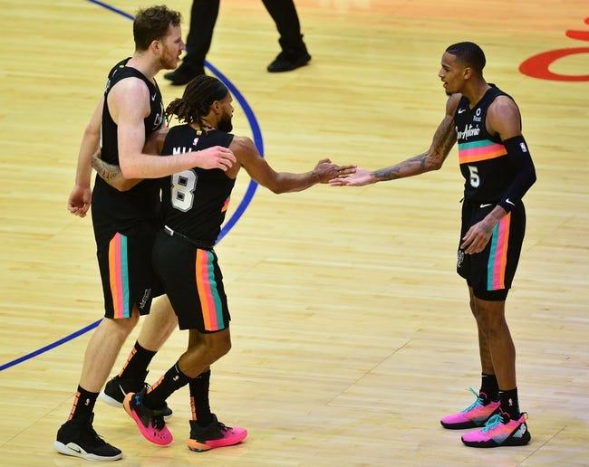Minnesota Timberwolves vs San Antonio Spurs NBA Picks, Odds, Predictions 1/9/21