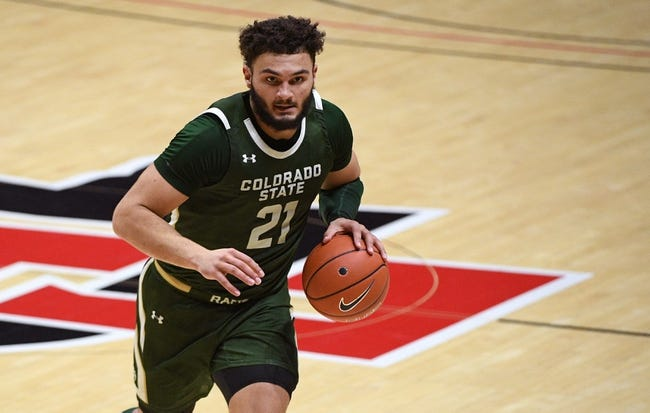Colorado State vs UNLV College Basketball Picks, Odds, Predictions 1/9/21