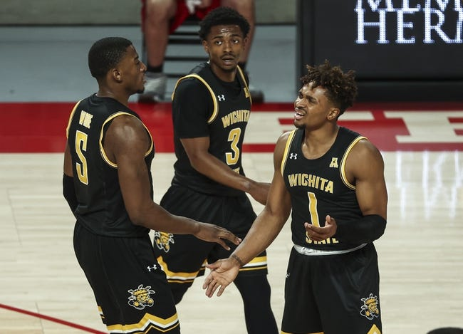 Houston at Wichita State: 2/18/21 College Basketball Picks and Prediction