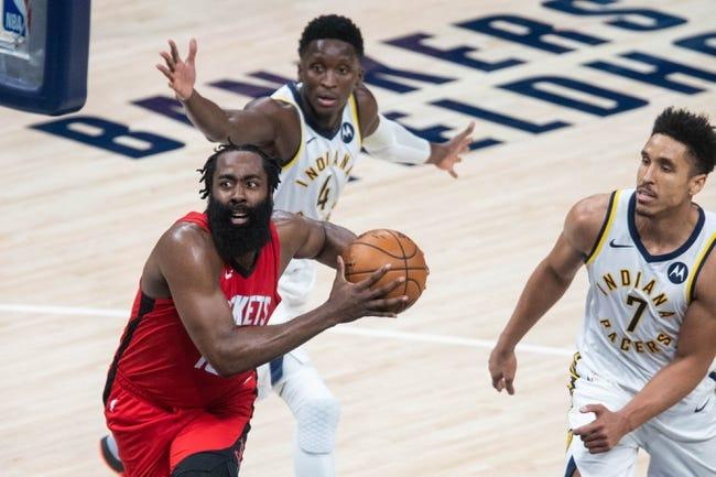 Indiana Pacers at Houston Rockets - 4/14/21 NBA Picks and Prediction