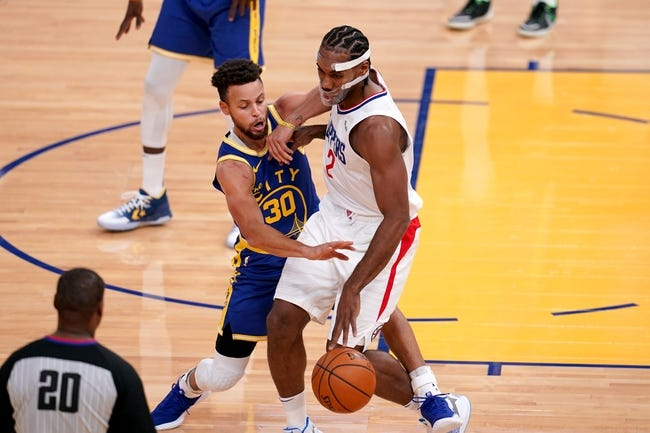 Chicago Bulls at Los Angeles Clippers - 1/10/21 NBA Picks and Prediction