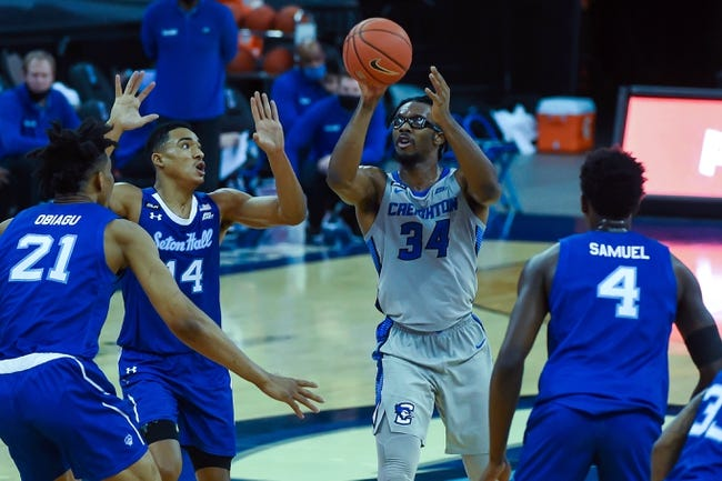 Creighton vs St. John's College Basketball Picks, Odds, Predictions 1/9/21