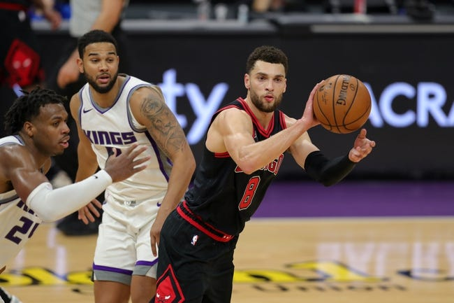 Sacramento Kings at Chicago Bulls - 2/20/21 NBA Picks and Prediction