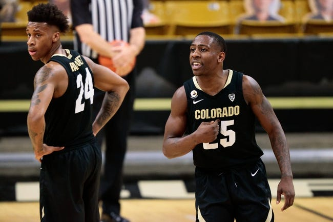 Colorado at Utah: 1/11/21 College Basketball Picks and Predictions