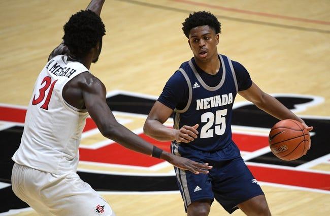 San Diego State vs Nevada College Basketball Picks, Odds, Predictions 1/9/21
