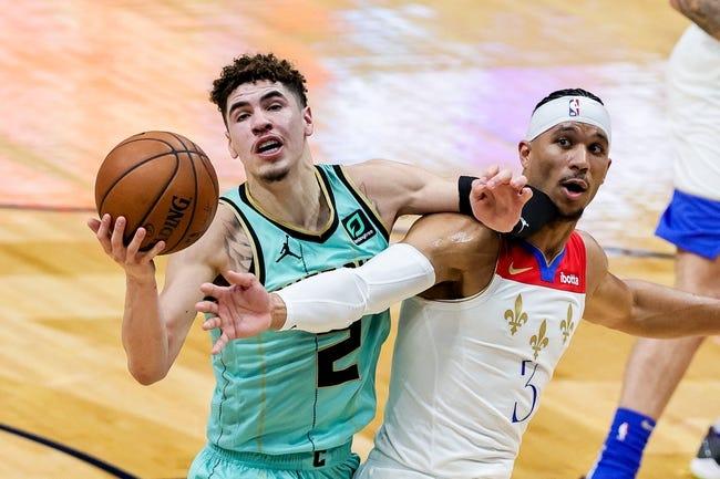New York Knicks at Charlotte Hornets - 1/11/21 NBA Picks and Prediction