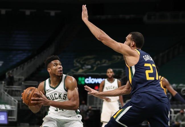 Utah Jazz at Detroit Pistons - 1/10/21 NBA Picks and Prediction