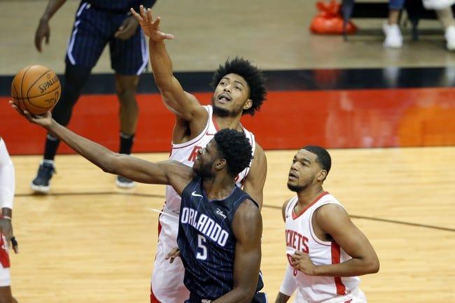 Houston Rockets at Orlando Magic - 4/18/21 NBA Picks and Prediction