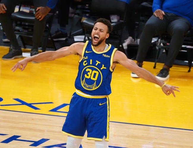 Golden State Warriors vs Toronto Raptors NBA Picks, Odds, Predictions 1/10/21