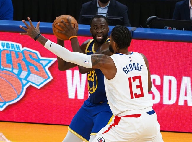 Golden State Warriors at Los Angeles Clippers - 3/11/21 NBA Picks and Prediction