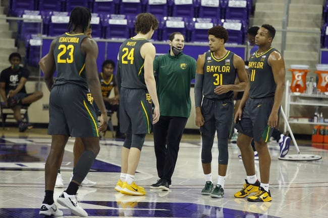 Baylor at Texas Tech: 1/16/21 College Basketball Picks and Predictions