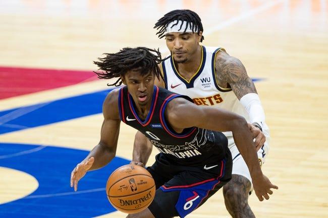 Denver Nuggets vs Philadelphia 76ers NBA Picks, Odds, Predictions 3/30/21