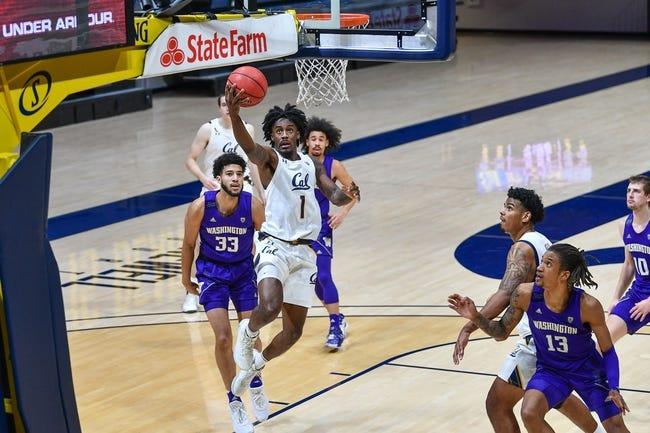 California at Washington 2/20/21 College Basketball Picks and Predictions