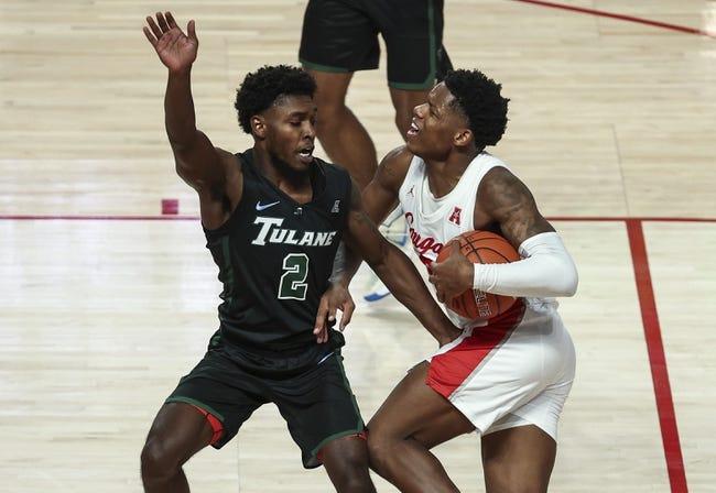 Tulane at Houston: 3/12/21 College Basketball Picks and Predictions