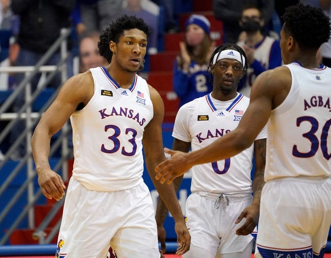 Kansas at Oklahoma State: 1/12/21 College Basketball Picks and Prediction