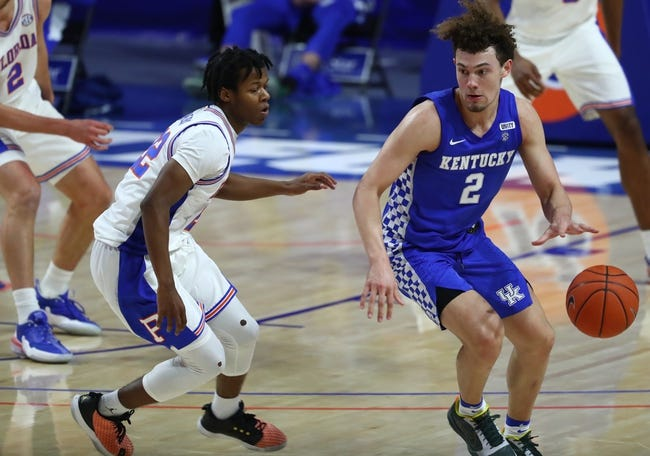 Florida at Kentucky: 2/27/21 College Basketball Picks and Prediction
