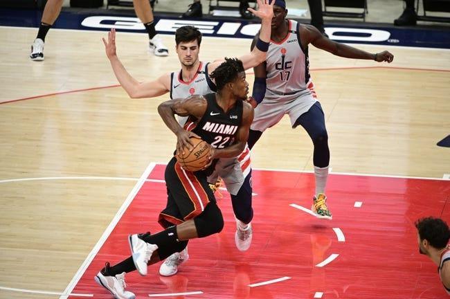 Washington Wizards at Miami Heat - 2/3/21 NBA Picks and Prediction